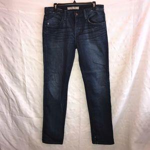 Joe's Brixton slim straight blue jeans 32 X 33.5